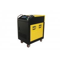 China Air Cooling Portable 120W Laser Metal Cleaning Machine wholesale