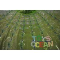Quality Popular Transparent Adult Inflatable Bubble Ball Floating Aqua Balls For Park for sale