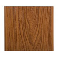 China Glossy Printing Wood Grain Wall Panels , Wood Wall Covering Panels Soundproof on sale