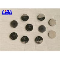 China High Capacity Cr2016 3v Lithium Battery , Standard  CR2016 Coin Cell Battery wholesale