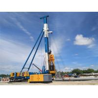 China 3T-13T Hydraulic Pile Hammer / Excavator Mounted Drop Hammer OEM Service wholesale