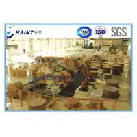 China High Efficiency Paper Roll Wrapping Machine 180 Rolls / Hour Multi Working Position wholesale