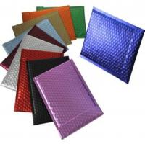 Factory customized aluminum plating film bubble envelope bags