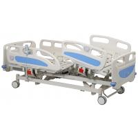 China Electric Medical Hospital Bed With Cold Rolled Steel Bedboards wholesale
