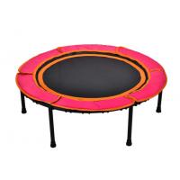 China Popular in Middle East Rebounder Fitness Exercise Bouncer/ Kids Use Round Toddler Trampoline Bed on sale