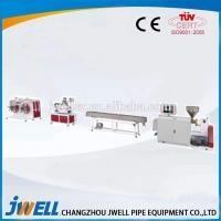 China High speed automatic soft pvc profile sealing strip extrusion machine on sale