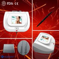 China Blood vessels / spider vein removal machine for home remedy with touch screen wholesale