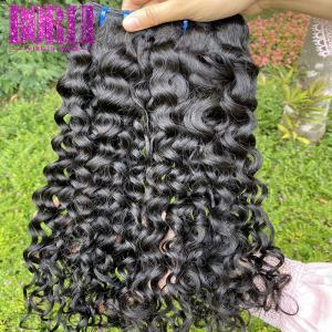China Peruvian Virgin Peruvian Human Hair Vendors Water Wave Natural Silky Straight on sale