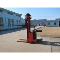 China Narrow Legs Electric Pallet Truck Stacker , 1200kg Pedestrian Pallet Stacker wholesale