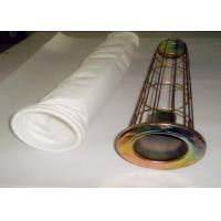 China Fiberglass Dust Collector Filter Bag Polyester Acrylic NOMEX PPS P84 PTFE wholesale