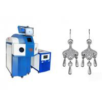 China Jewelry Spotting YAG Laser Welding Machine / Automatic Spot Welding Machine wholesale