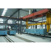 China Autoclaving Sand Lime Block Manufacturing Machine 150000m3 High Capacity wholesale