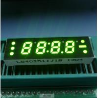 China High Luminous 0.25 Inch 4 Digit Seven Segment Display Common Anode wholesale