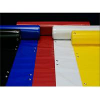 China Coloured Polypropylene Cloth , PP Synthetic Paper For Advertising Banner wholesale