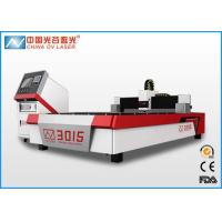 Quality Fast Speed Sheet Metal Laser Cutting Machine with 1500x3000 for sale