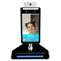 China 8 Inch Body Sensor Face Recognition Access Control System wholesale