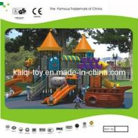 China Pirate Ship Series Outdoor Playground Equipment (KQ10129A) wholesale
