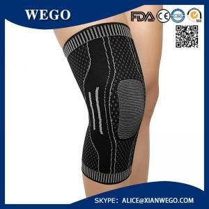 China Knee Patella  Knee Patella Support Brace Sleeve Wrap CompreSupport Brace Sleeve Wrap Compression Sports Strap Protecter wholesale