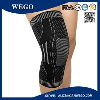 China Knee Patella Knee Patella Support Brace Sleeve Wrap CompreSupport Brace Sleeve Wrap Compression Sports Strap Protecter wholesale