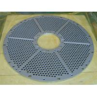 China 1000mm*2000mm powder coating metric perforated sheet metal for Africa / 48*48 Mild Steel honeycomb perforated sheet wholesale