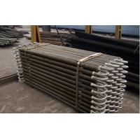 Seamless Base Spiral Finned Tube For Heat Exchanger With ASTM B891