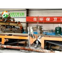 China Full Automation Fiber Cement Board Making Machine With 3 - 10 Square Meter Capacity on sale