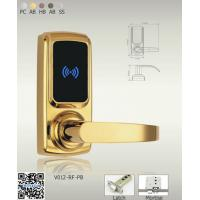 China Single latch Hotel Lock (V012RF) wholesale