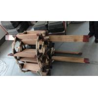 China Marine Emergency Wooden Pilot's Rope Ladder for ship wholesale