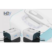 China Non - Invasive Skin Care Hifu Machine For Face And Neck Lift , Face Wrinkle Remover wholesale