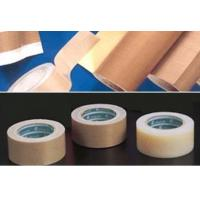 China PTFE coated fiberglass adhesive sheet & tape , high temperature resistance wholesale