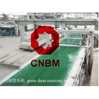 China 3 Million Sqm Per Year Fiber Cement Board Production Line 2000KW Power wholesale