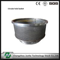 China Zinc Flake Coating Machine Parts Industrial Wire Baskets Various Shapes Available wholesale