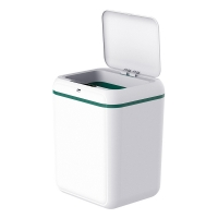 China UV Disinfection ABS PP Material Intelligent Trash Can for Home Hotel wholesale