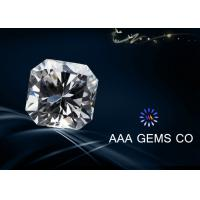 5mm Colorless Loose Moissanite 0.5 CT Fancy Cutting Shape For Ring