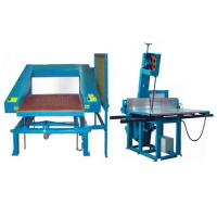 China Manual Polyurethane Foam Angel Contour Cutting Machine for Special- shaped Sponge wholesale