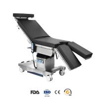 China Hospital Electric Operating Table 550mm Tabletop Width 350mm Sliding wholesale