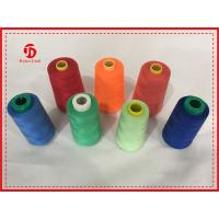 China 100 Spun Polyester Sewing Thread  40/2 Ne 40s/3 Red Green White Sewing Thread on sale
