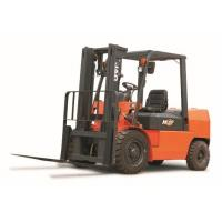 Buy cheap High Efficiency Counterbalance Forklift Truck 4 Ton Capacity 3m - 6m Lift Height from wholesalers