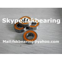 China Metric Smr137 2RS Stainless Steel Ceramic Bearing Balls Double Seal wholesale