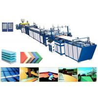 China PVC free foaming board, skinning foaming board extrusion line wholesale
