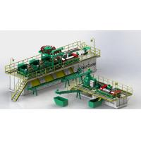 China CBM Solids Control drilling mud fluid waste recovery management