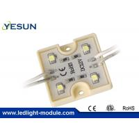 China Backlight 3528 LED Module With Epoxy Overmolded Housing High Light Effective wholesale