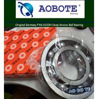 China Deep Groove FAG Roller Bearings 6322N with Single Row ABEC-5 For Automotive wholesale