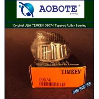 China Single Row Timken Taper Roller Bearings 2RS with ZZ ABEC-3 and Low Friction wholesale
