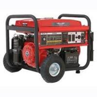 China Portable Gasoline small power 6kw generator set with Electric Startup wholesale