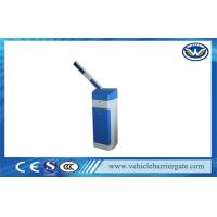 Automated Car Park Barrier Gate Operator Rfid Uhf Readers