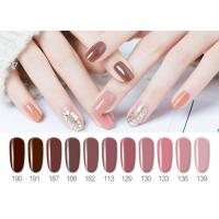 China High Quality Fast Delivery Pure Color Gel Nail POlish UV Soak Off Gel Polish wholesale