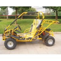 Quality 110cc go kart,single cylinder,4-stroke.air-cooled,electric start with good for sale