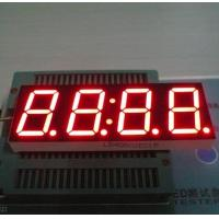 Buy cheap High Luminous 4 Digit Seven Segment Display Common Cathode 0.80 Inch from wholesalers