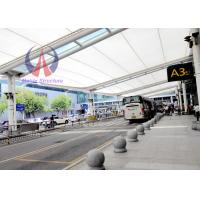 Wholesale Eco - PTFE Tensioned Membrane Structures / Waterproof Shade Sails from china suppliers